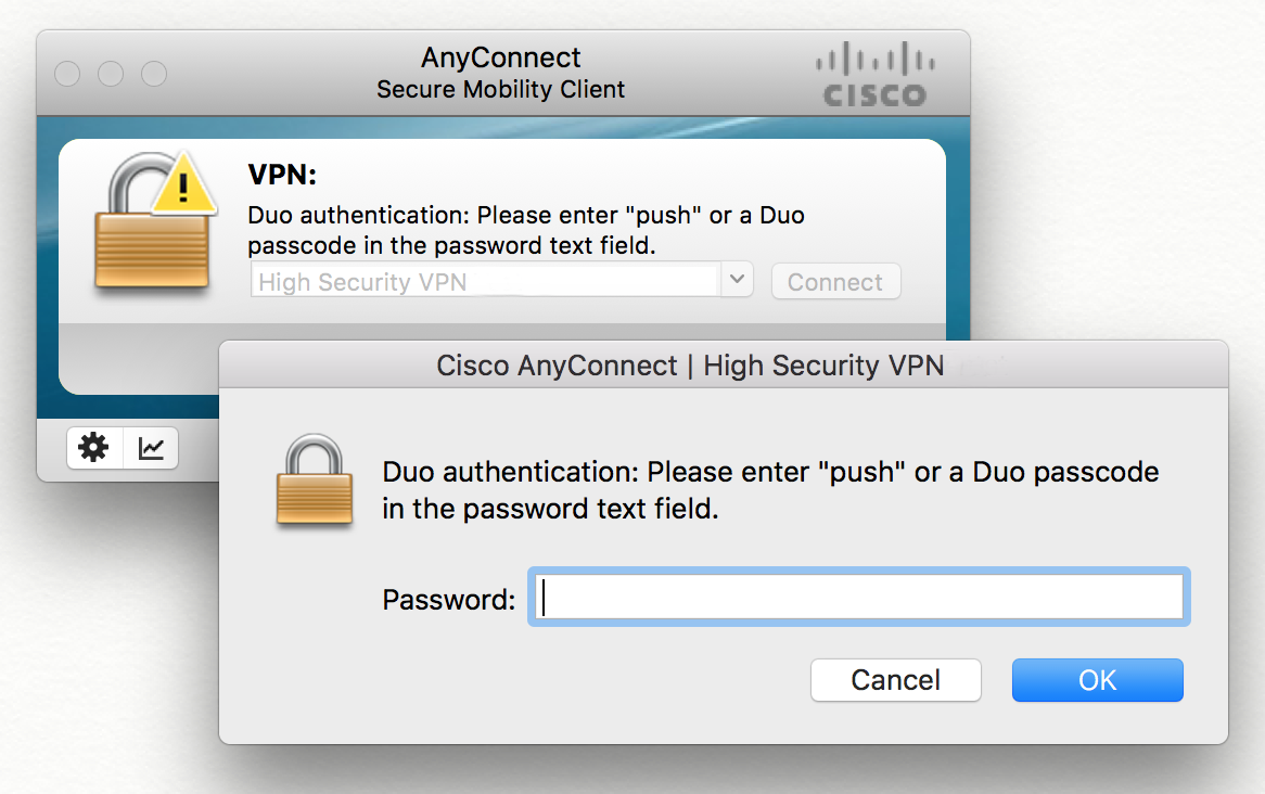 sys attachment - Connection Request Vpn Can T Press Ok