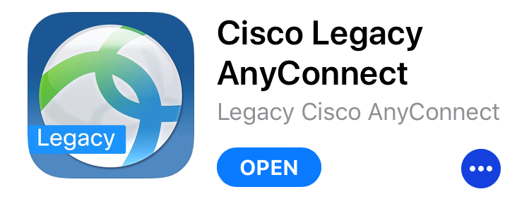cisco any connect