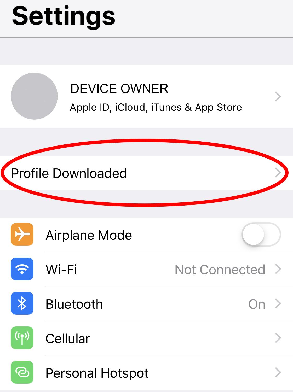 Connect to UVA's Encrypted eduroam WiFi - UVA Information